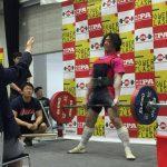 兵庫県パワーリフティング選手権大会において